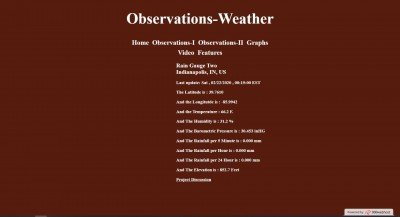 Observations-II --Hosted, Domain web page.JPG